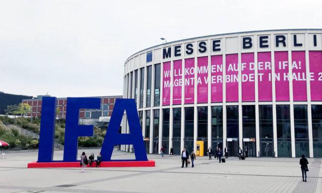 家電の祭典!今年もドイツでIFA 2018が開催中です<FBアーカイブ>
