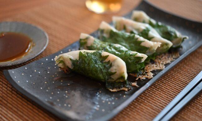 大阪で大人気!「餃子 立山」の絶品餃子を BoschのIHクッキングヒーターで調理